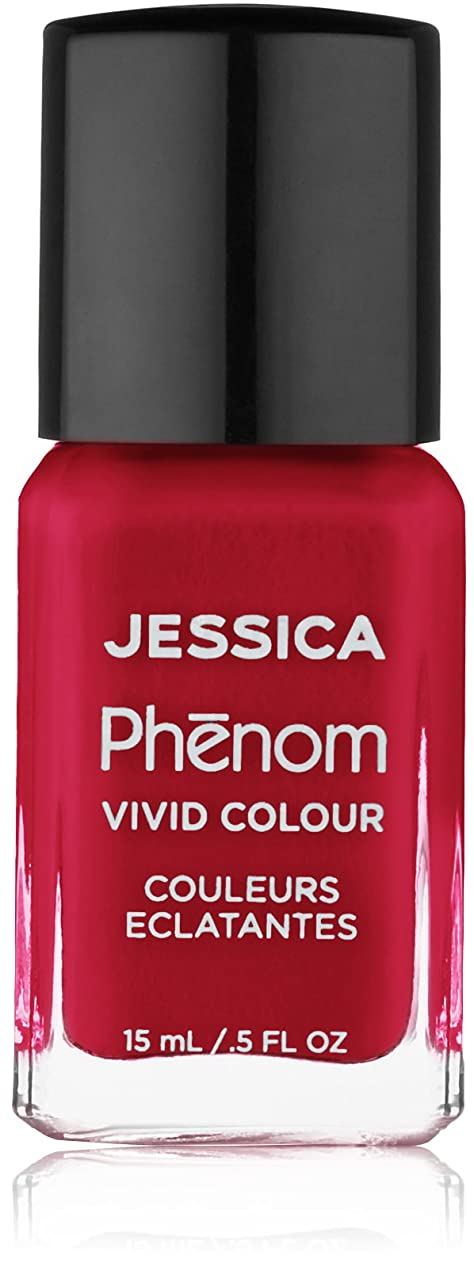大理石なぞらえるトレイJessica Phenom Nail Lacquer - Parisian Passion - 15ml / 0.5oz