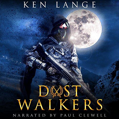 Dust Walkers audiobook cover art