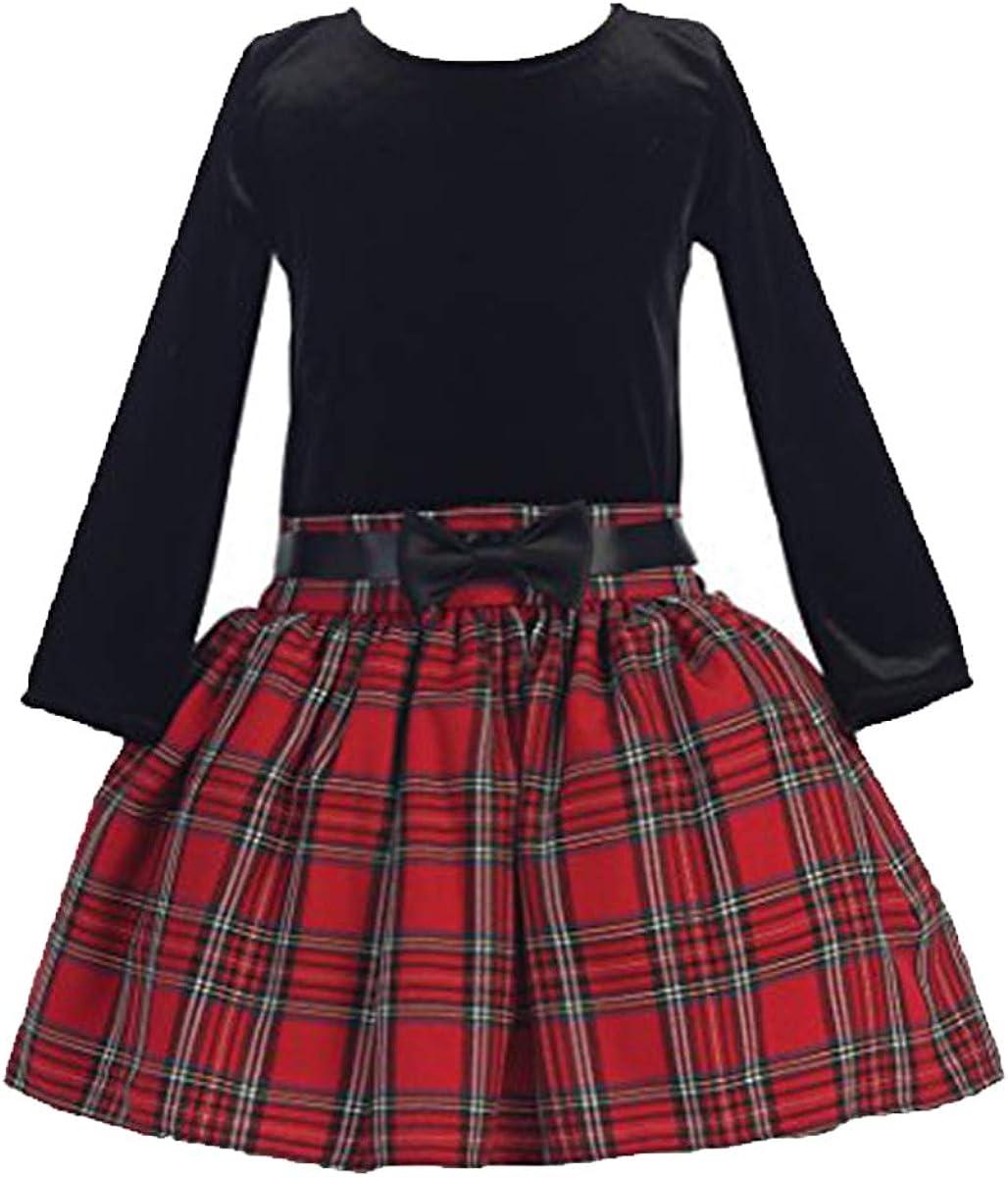 Girls size 3t Christmas dress