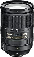 Nikon AF-S DX NIKKOR 18-300mm f/3.5-5.6G ED Vibration Reduction Zoom Lens with Auto Focus for Nikon DSLR Cameras