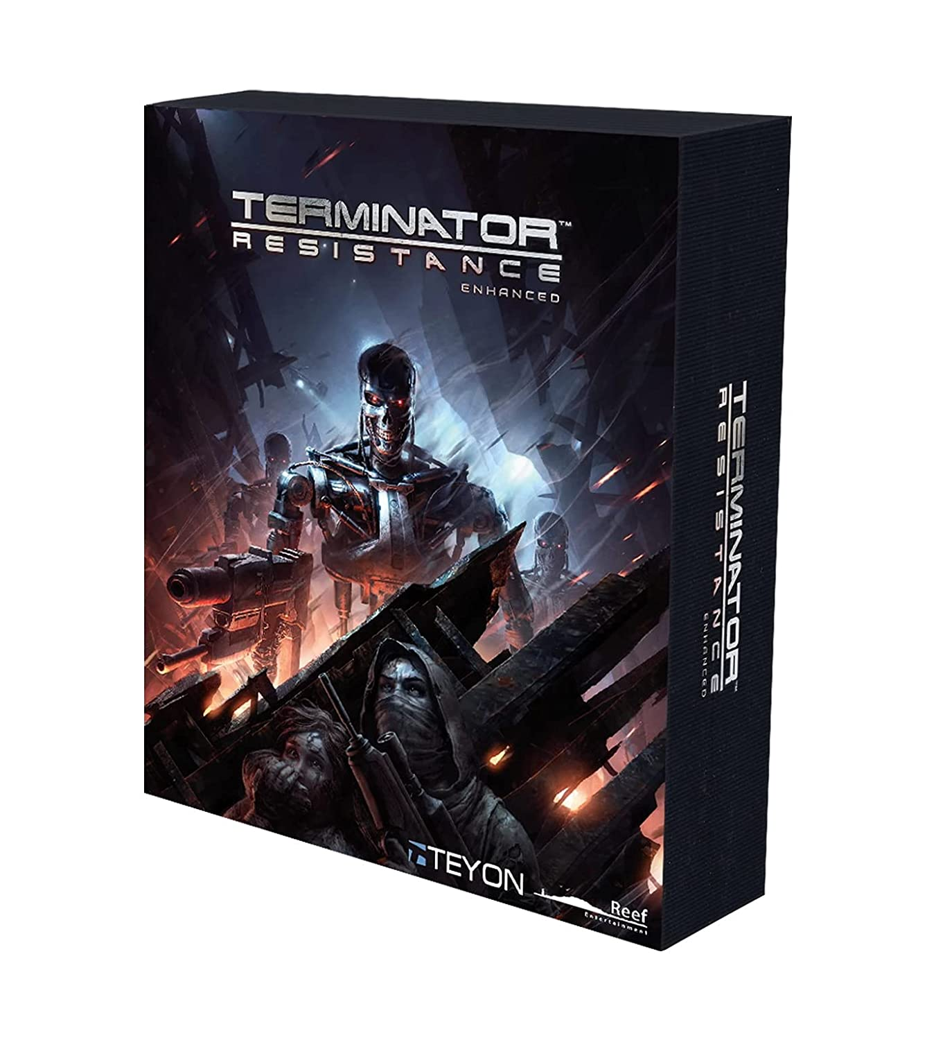 Terminator: NEW Max 59% OFF before selling Resistance Enhanced - PlayStat Edition Collector's