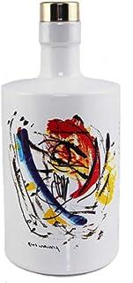 AXL.one Dry Gin Schwarzwald Wacholder Zitrusfrucht Orangenblüte Blumige Aromen Ingwer Pfeffer Hibiskus London Geschenk Zitrone Hand abgefüllt Wacholderbeeren 1x ca. 0,5l ohne Tonic Water