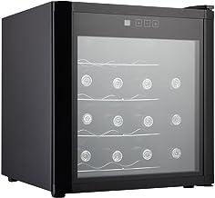 16 Bottles Wine Cooler Fridge Cellar Storage Holder Chiller Bar Rack Cabinet - By Choice Products