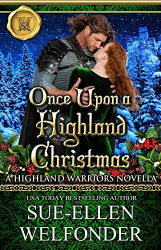 Once Upon a Highland Christmas (Highland Warriors Book 3) (English Edition)