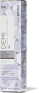 Best ion light natural brown Reviews