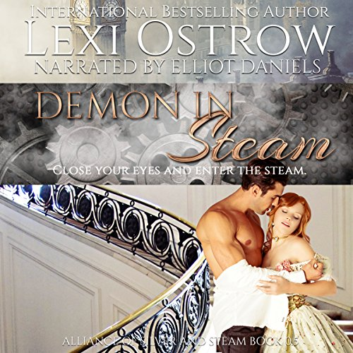 Demon in Steam audiobook cover art