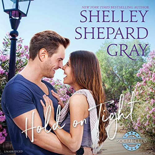 Hold on Tight audiobook cover art
