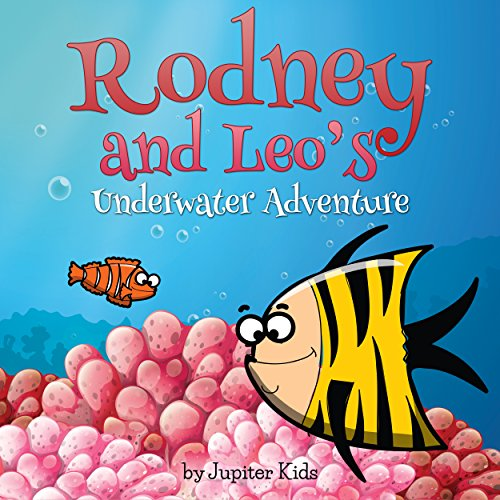 Rodney and Leo's Underwater Adventure audiobook cover art