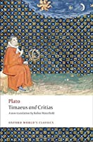 Timaeus and Critias (Oxford World's Classics) by Plato Andrew Gregory(2009-02-01)
