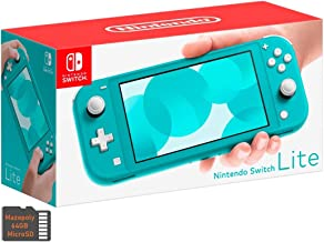 "$299 » Sponsored Ad - Newest Nintendo Switch Lite Game Console Bundle with 64GB Mazepoly Micro SD Card, 5.5"" Touchscreen Display,..."