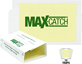 Catchmaster AA1170 72MAX Pest Trap, 72 Pack, White