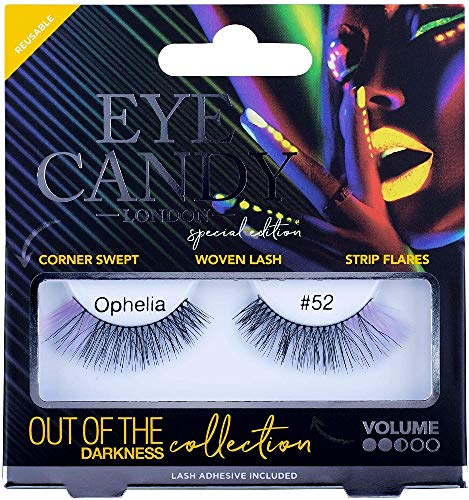 Eye Candy Out of the Darkness Faux Cils Ophélie 1 Unité