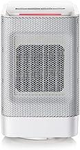 NFJ-LYR Calefactor bajo Consumo electrico,2 Modos,Ventiladores bajo Consumo,Calefactor Ventilador,Protección sobrecalentamiento,Calefactor Portátil,Termostato Regulable