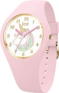 Ice-Watch - ICE fantasia Unicorn pink - Montre rose avec bracelet en silicone