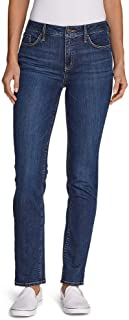 Women's Elysian Slim Straight High Rise Jeans