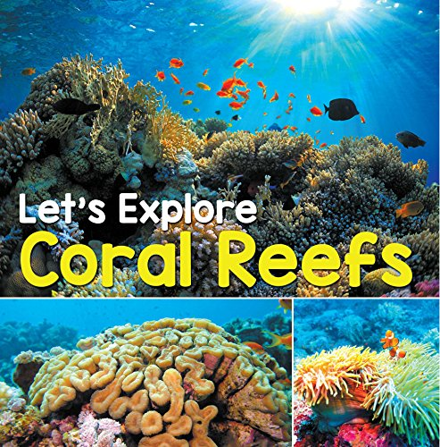 Let's Explore Coral Reefs: Under The Sea for Kids (Children's Fish & Marine Life Books) (English Edition)