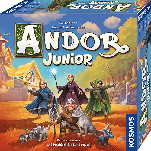 Kosmos Andor Junior Kinderspiel