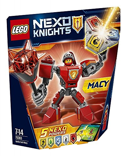 LEGO Nexo Knights 70363 - Action Macy LEGO Nexo Knights