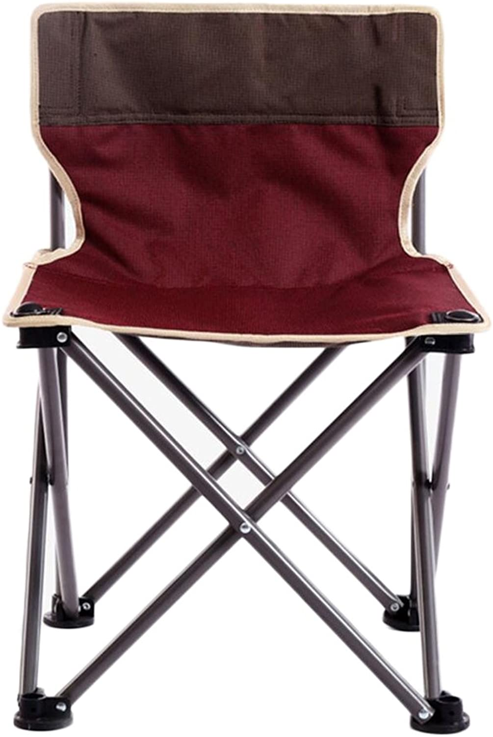 Homepage Outdoor Folding Chair, Small Horse Bar, Stool, Folding Chair, Portable Backrest Stool