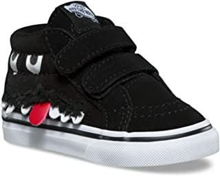 Vans Boy's Toddler Sk8-Mid Reissue V Skate Shoes