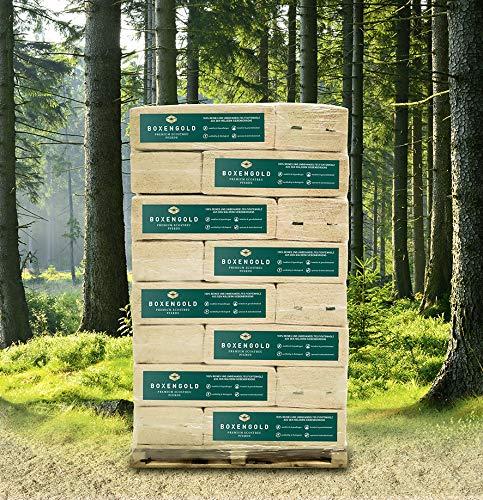 Einstreu Pferdeeinstreu Boxengold® Premium Ecostreu Pferd 24 Ballen á 20kg pro Palette (=480 kg) Tiereinstreu | Grundpreis (0,60 €/kg)