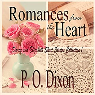 Romances from the Heart cover art