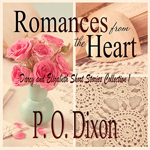 Romances from the Heart audiobook cover art