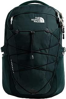 the north face borealis backpack green