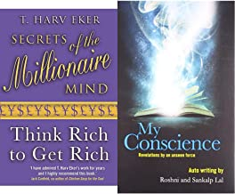 Secrets Of The Millionaire Mind +My Conscience (Set of 2 Books)