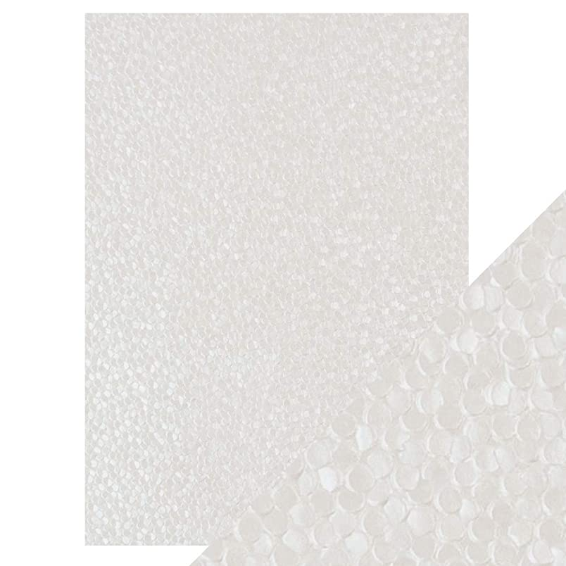 Tonic Studios Craft Paper, Freshwater Pearls, A4 lq255904623
