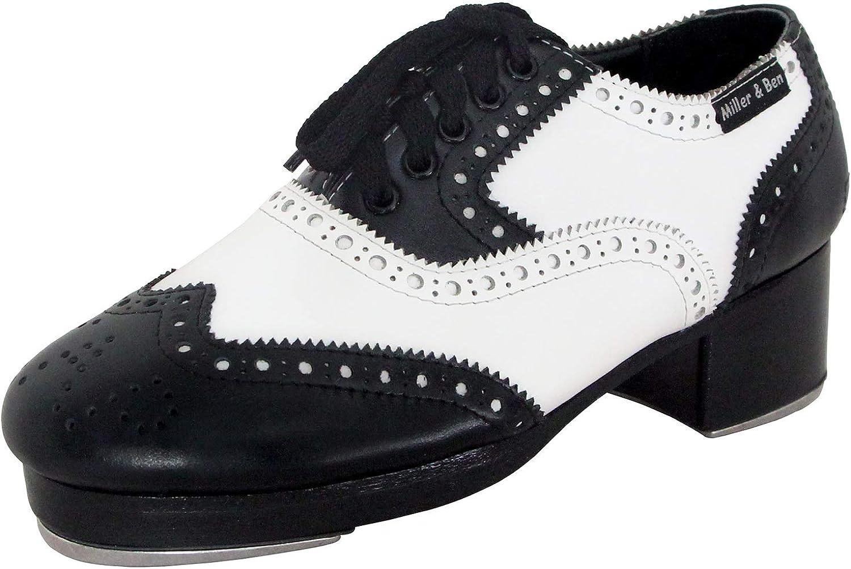 Miller Ben Tap Shoes; Triple Threat; Black Ranking TOP9 White Profe Cheap mail order shopping Royal