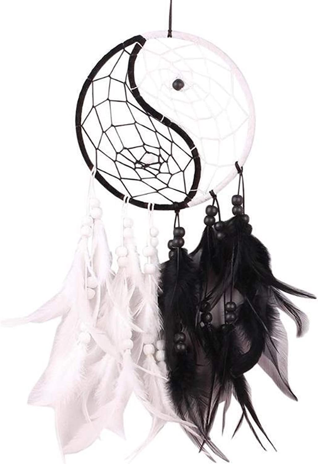 KSFBHC Handmade Dream Louisville-Jefferson County Mall Catchers Hanging Lace White Super special price Dreamca Flower
