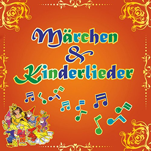 Märchen & Kinderlieder  cover art