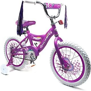 ChromeWheels Boys' and Girls' Bike, 12-14-16