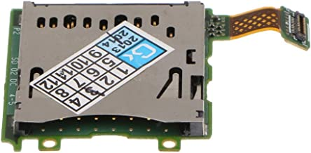 Baoblaze Replacement Kit SD Card Slot Module Socket Reader Holder Bracket Repair Part for Nintendo 3DS Console