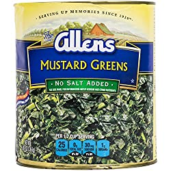 3 Best Canned Collard Greens You Can Buy On Amazon