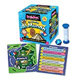 Brain Box Juego de Memoria Al Mundo, Multicolor (Green Board Games...