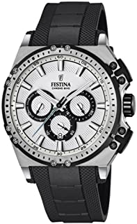 Festina Casual Watch For Men Analog Rubber - F16970_1