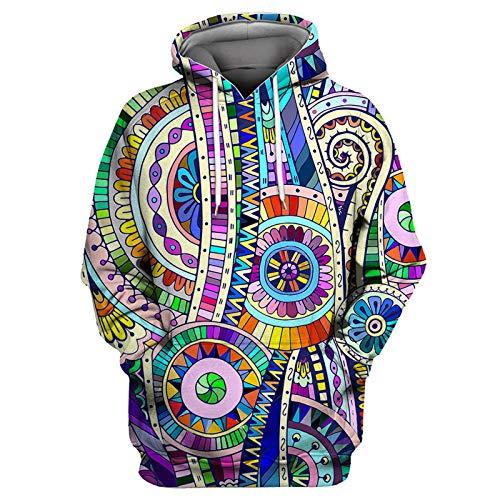 Mr.BaoLong&Miss.GO Herbst und Winter Herren Kapuzenpullover Herren Sweatshirt Paar Pullover Mode Bottoming Shirt Druck Pullover Pullover