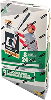 2019 Panini Donruss Baseball Hobby Box