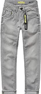 Vingino Jungen Skinny Jeans Hose Argile Dark Grey Vintage