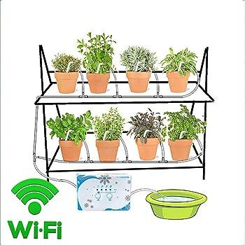 Producto De Riego Automático, Controlador De Jardín Wifi, Kit De ...