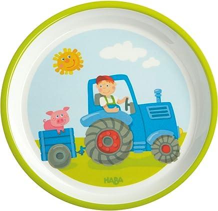 Preisvergleich für HABA Teller Traktor