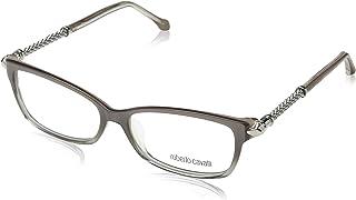 إطار النظارات رمادي اللون BIENTINA RC5020 - 020 مع عدسات تجريبية شفافة 54 مم