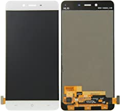 LCD Display Touch Screen Digitizer Assembly for Oneplus X.(White)