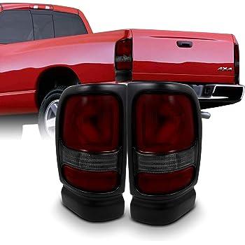 NEW 94-02 DODGE RAM 1500 2500 3500 RIGHT PASSENGER CORNER PARK SIGNAL LIGHT LENS