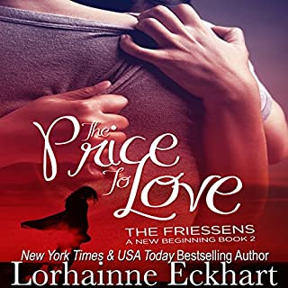 The Price to Love audiobook cover art