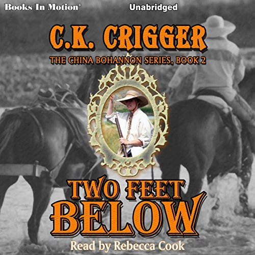 Two Feet Below: The China Bohannon Series, Book 2