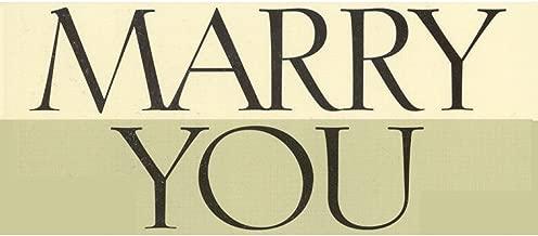 Marry You - Single (Bruno Mars Tribute) [Explicit]