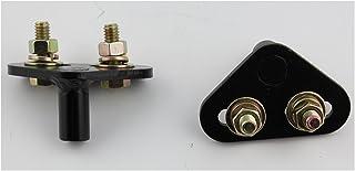 HUMVEE BLACK FRONT DOOR STRIKER SET (2) - FRONT DOORS ONLY - M998 HUMMER 12480702 12480703